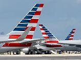 Piloten im Weihnachtsurlaub: American Airlines drohen 15.000 Flugausfälle