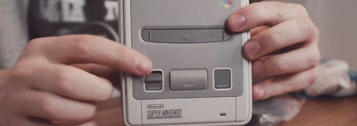 Super Nintendo Classic Mini im Test: Mario, Donkey Kong und Zelda laden zur Zeitreise ein