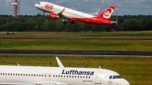 EU-Bedenken sorgen für Druck: Lufthansa legt bei Air-Berlin-Offerte nach