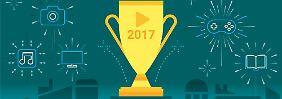 Hausaufgaben schon gemacht?: Das sind die besten Android-Apps des Jahres