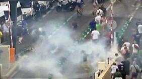 Gewalteskalation im eigenen Land?: Russische Hooligans sind Problem für WM-Sicherheitskräfte