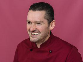 Jens Hacker: Küchenchef mit Leidenschaft für ein gutes Steak.
