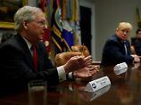 Senatsmehrheit für Steuerreform: Republikaner überzeugen Wackelkandidaten