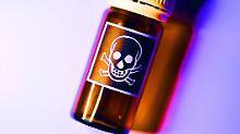 Giftküche in Altenheim: 70-Jährige stellt hochgefährliches Rizin her