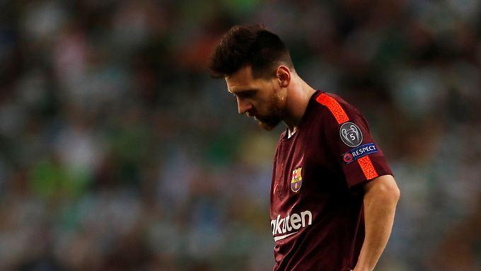 Die Nachzahlung dürfte Messi vor Strafverfolgung bewahrt haben.