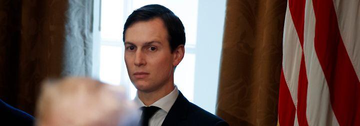 Trump in Erklärungsnot: Kushner soll Flynn zu Russland-Kontakt angestiftet haben