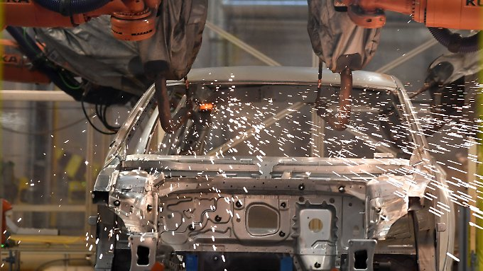 Immer häufiger sind es Maschinen, die die Arbeit machen.