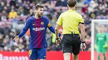 Der Sport-Tag: FC Barcelona leistet sich im Titelrennen kleinen Patzer