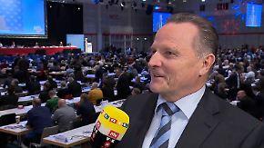 """Georg Pazderski im n-tv Interview: """"Auch als Stellvertreter hat man großen Einfluss"""""""