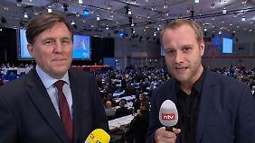 """""""Die AfD ist sehr wohl gespalten"""": Benjamin Konietzny spricht mit Thomas Berding"""