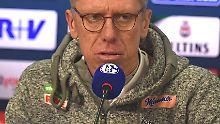 Bizarres Ende von Trainer Stöger: Kölner Bosse entscheiden sich fürs Chaos