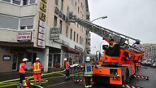 Tödliches Feuer in Saarbrücken: Vier Menschen sterben bei Wohnhausbrand