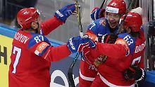 Boykottiert die KHL Olympia?: Eishockey-Weltverband zittert vor Russland