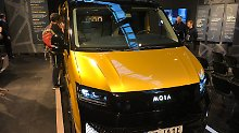 Neuer E-Bulli aus dem Hause VW: Moia soll Stadtverkehr umkrempeln