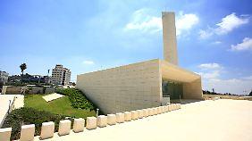 Das Arafat-Mausoleum in Ramallah.