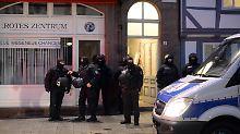 Krawalle gezielt geplant?: Polizei führt bundesweit G20-Razzien durch