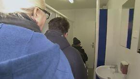 Monatelange Badsanierung: 130 Dresdner Hochhausbewohner teilen sich zwei Toiletten