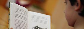 International abgerutscht: Lesen quält jeden fünften Viertklässler