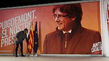 Europäischer Haftbefehl gestoppt: Auslieferung von Puigdemont ist vom Tisch