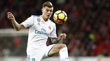 Der Sport-Tag: Madrid wohl bereit Kroos gegen Juve-Star zu tauschen