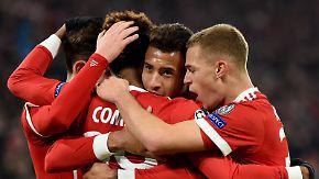 Das Selbstbewusstsein ist zurück: FC Bayern revanchiert sich an Paris Saint-Germain