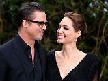 Kein Happy End für Brangelina: Jolie wollte mit einem Film ihre Ehe kitten