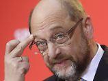 Vor schwierigem SPD-Parteitag: Schulz kann froh sein, wenn der Tag rum ist