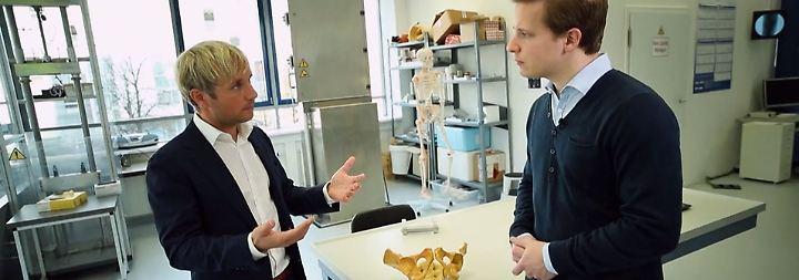 """Startup News: Marc Ebinger, Rimasys: """"Eine Leiche hat keinen Wert"""""""