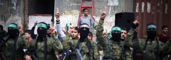 Zu Besuch im abgeriegelten Gaza: Die Hoffnung schwindet, der Dschihad lockt