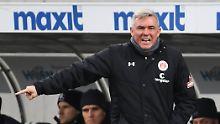 Nach Bielefeld-Klatsche: FC St. Pauli entlässt Trainer Janßen