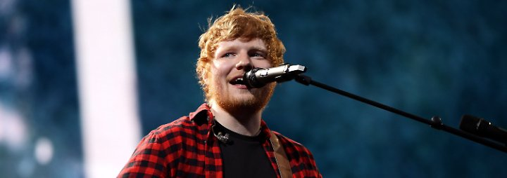 Neuer Streaming-Star: Ed Sheeran schlägt alle