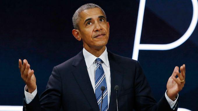 Twitter-König Barack Obama landete mit seinem Aufruf gegen Rassismus einen Volltreffer.