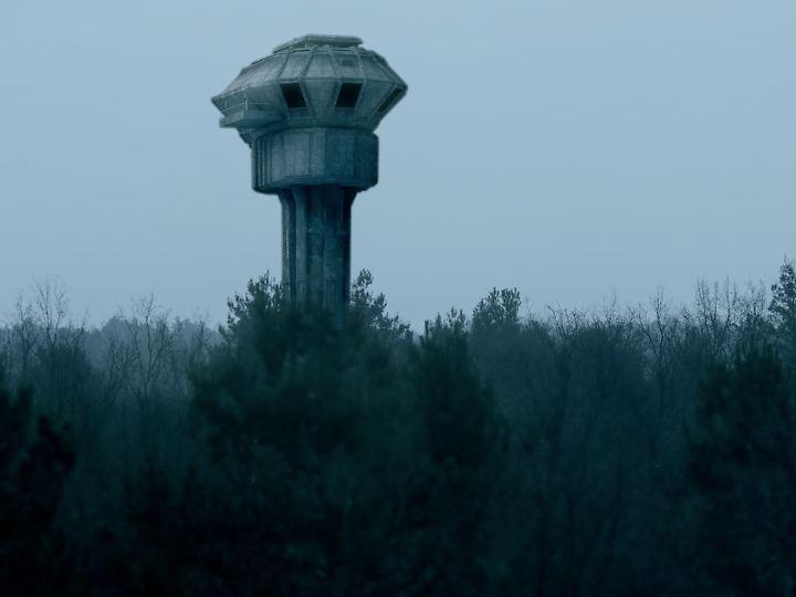 Die Idee zur Wachturm-Geschichte hat Pasquariello von einem Freund. Er hat sie dann auf ein Science-Fiction-Szenario übertragen.