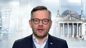 """Michael Roth zur möglichen GroKo: """"SPD geht nicht aus Langeweile in die Regierung"""""""