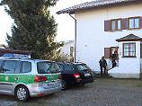 """SEK-Einsatz in Schwaben: """"Reichsbürger""""-Waffe ist Schreckschusspistole"""