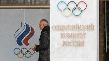 Abertausende Sportler verdächtig: Russland leugnet, der Dopingskandal wächst