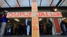 Zündete Polizei Asylbewerber an?: Neue Ermittlungen im Fall Oury Jalloh