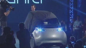 Leichtbau mit 20 PS: Uniti präsentiert E-Stadtauto One