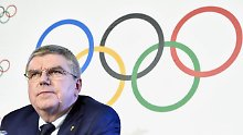 Der Sport-Tag: IOC-Chef Bach plant offenbar Nordkorea-Besuch