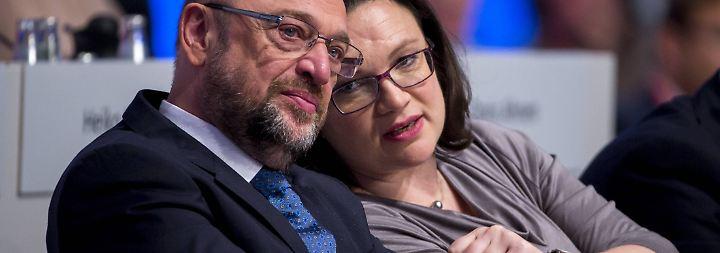 SPD stellt die Weichen: Wetten, es gibt 'ne GroKo?