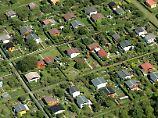 Das deutsche Kleingartenwesen gilt als Inbegriff des Vereinslebens.