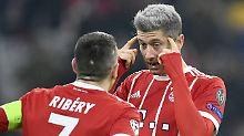 So läuft der 15. Spieltag: Bayern im Casting-Rausch, die Liga verblödet