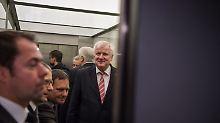 Seehofer über seine Zukunft: Minister? Nein danke