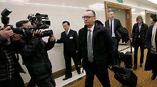 Zu regelmäßigem Austausch bereit: Nordkorea empfängt UN-Vertreter