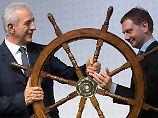 Designierter Ministerpräsident: Kretschmer führt nun die Sachsen-CDU