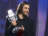 Schwerkranker ESC-Gewinner: Salvador Sobral hat ein neues Herz