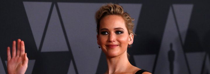 Promi-News des Tages: Jennifer Lawrence zeigt zweifelhaften Männergeschmack