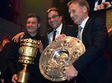 Ist Stöger der Richtige?: BVB klammert sich zu sehr ans Klopp-Gefühl