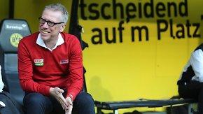 """Neuanfang in englischer Woche: Stöger ist über """"die Jungs vom BVB"""" gut informiert"""