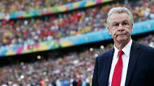 """""""Abwehrspieler"""" benötigt: Hitzfeld kritisiert BVB-Transfers"""